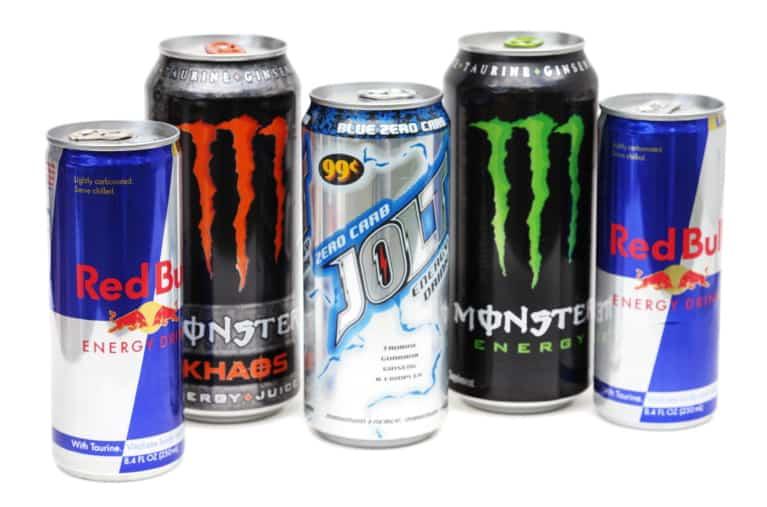 أسماء مشروبات الطاقة