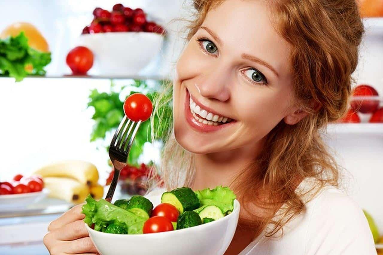 الغذاء الصحي وأثره على صحة المرأة