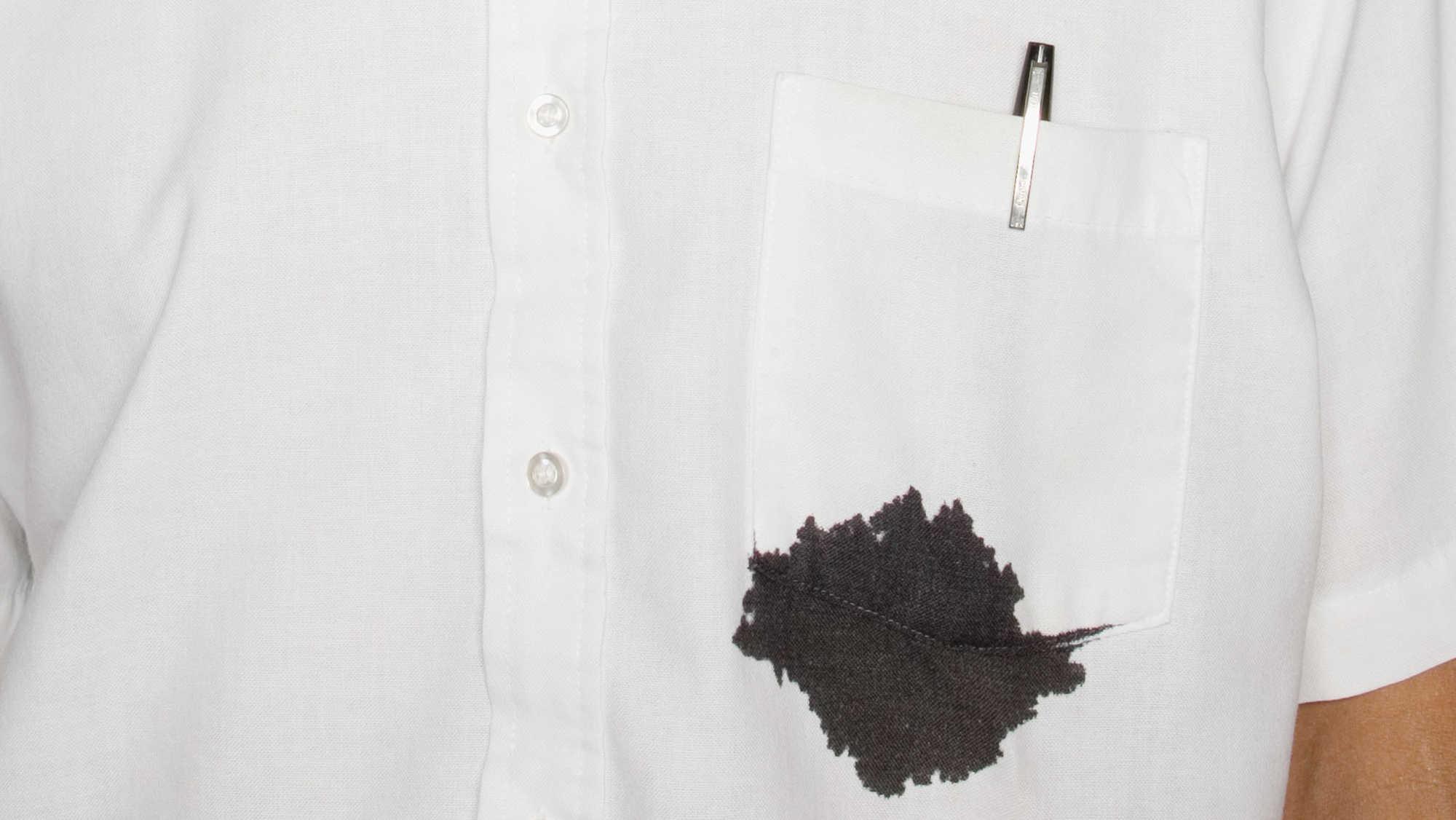 ee4832e99 كيف أنظف الحبر من الثوب الأبيض - موسوعة