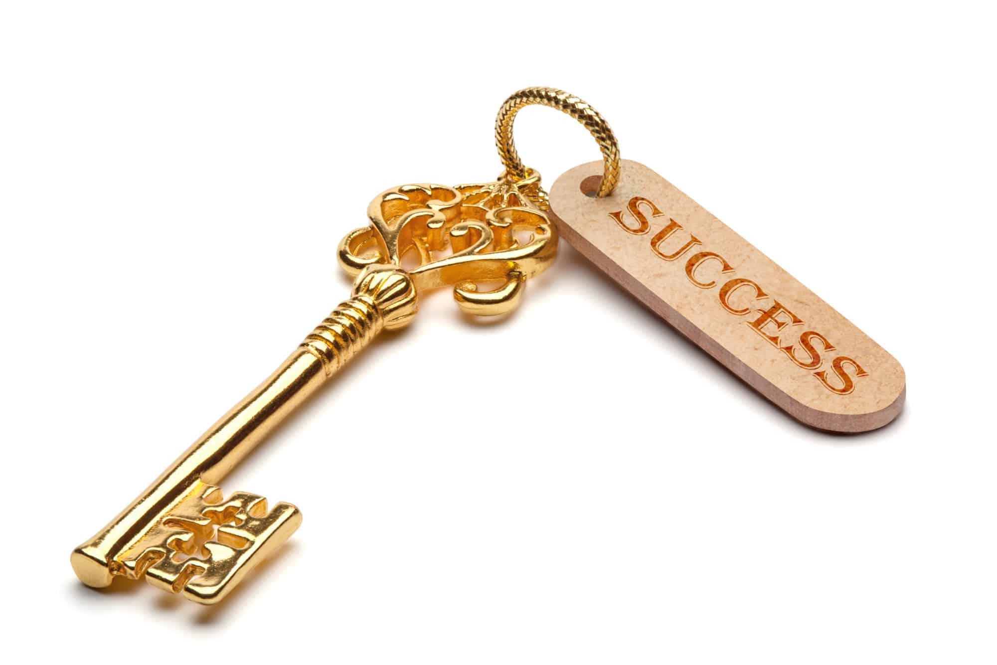كشف النص عن بعض وسائل النجاح في الحياة