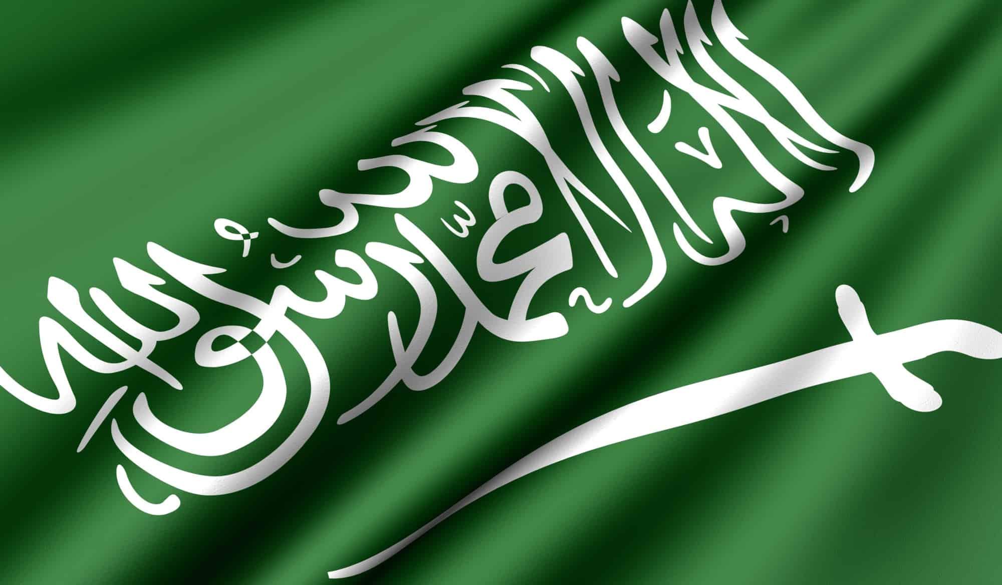نتيجة بحث الصور عن علم السعودية
