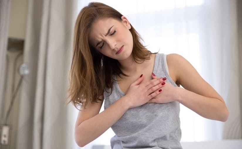 أعراض القلب