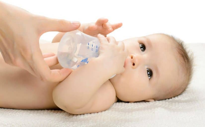 إسهال الرضع