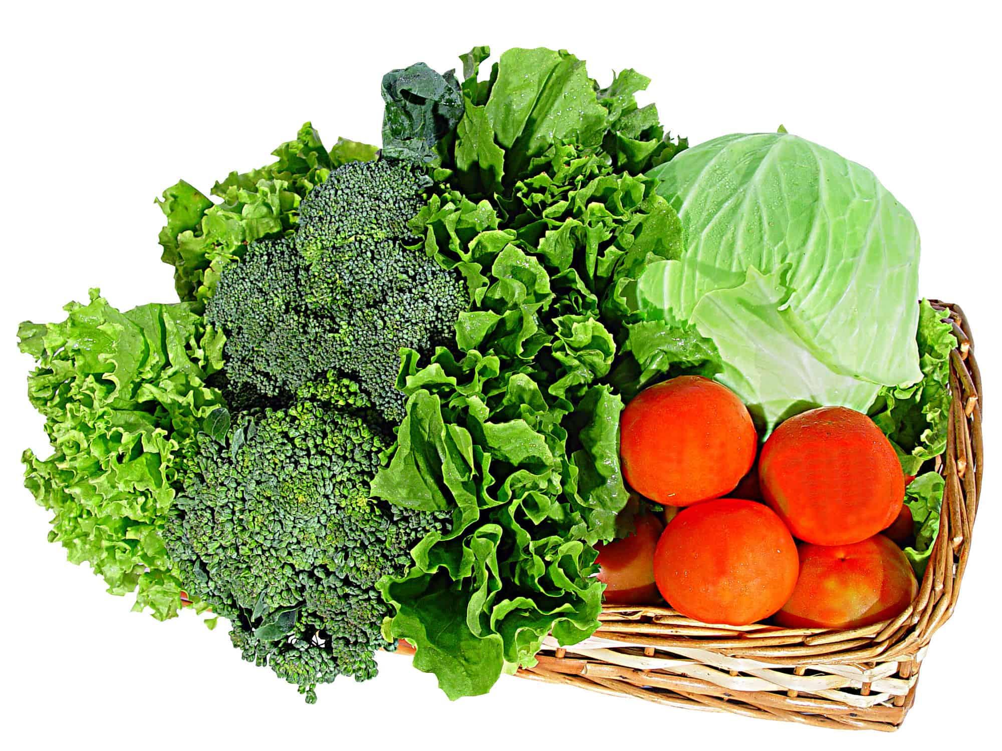 بحث عن الأطعمة الطازجة وفوائدها