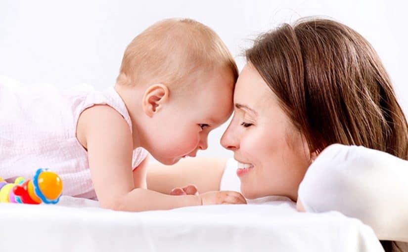 التربية الصحيحة للأطفال الرضع