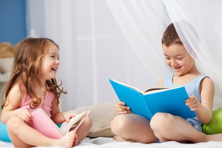 كيفية تنمية القراءة عند الأطفال