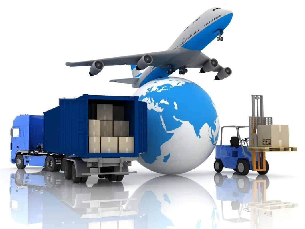 شركات الشحن الدولي
