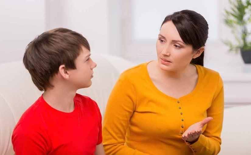 كيف أتعامل مع ابني المراهق الجنسي