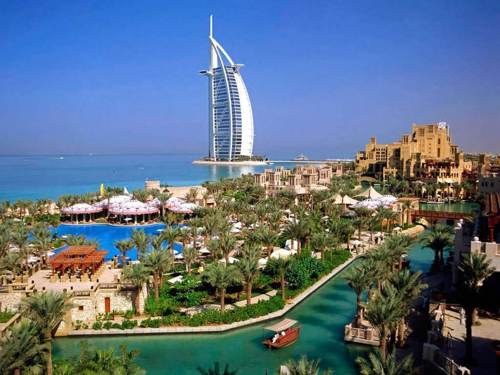 أجمل الأماكن السياحية في دبي