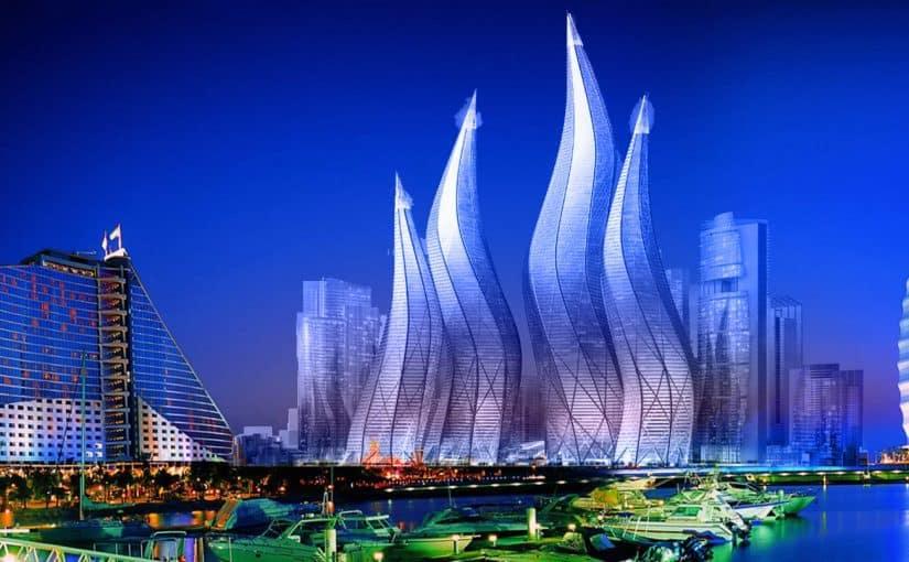 أرخص سكن في دبي