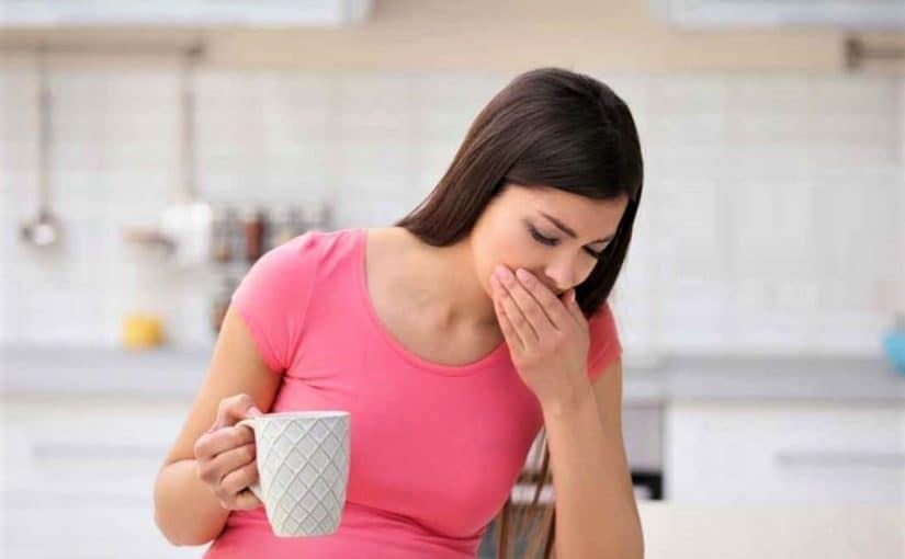 أعراض الحمل وقت الدورة الشهرية