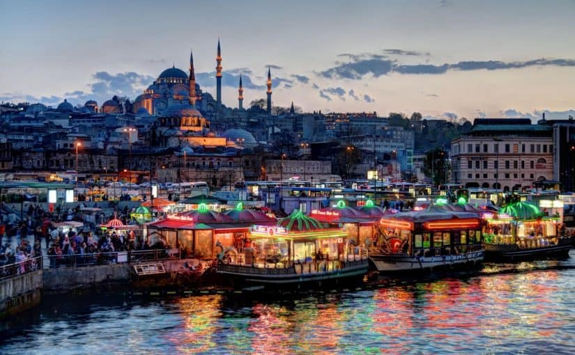 أماكن السياحة في تركيا إسطنبول