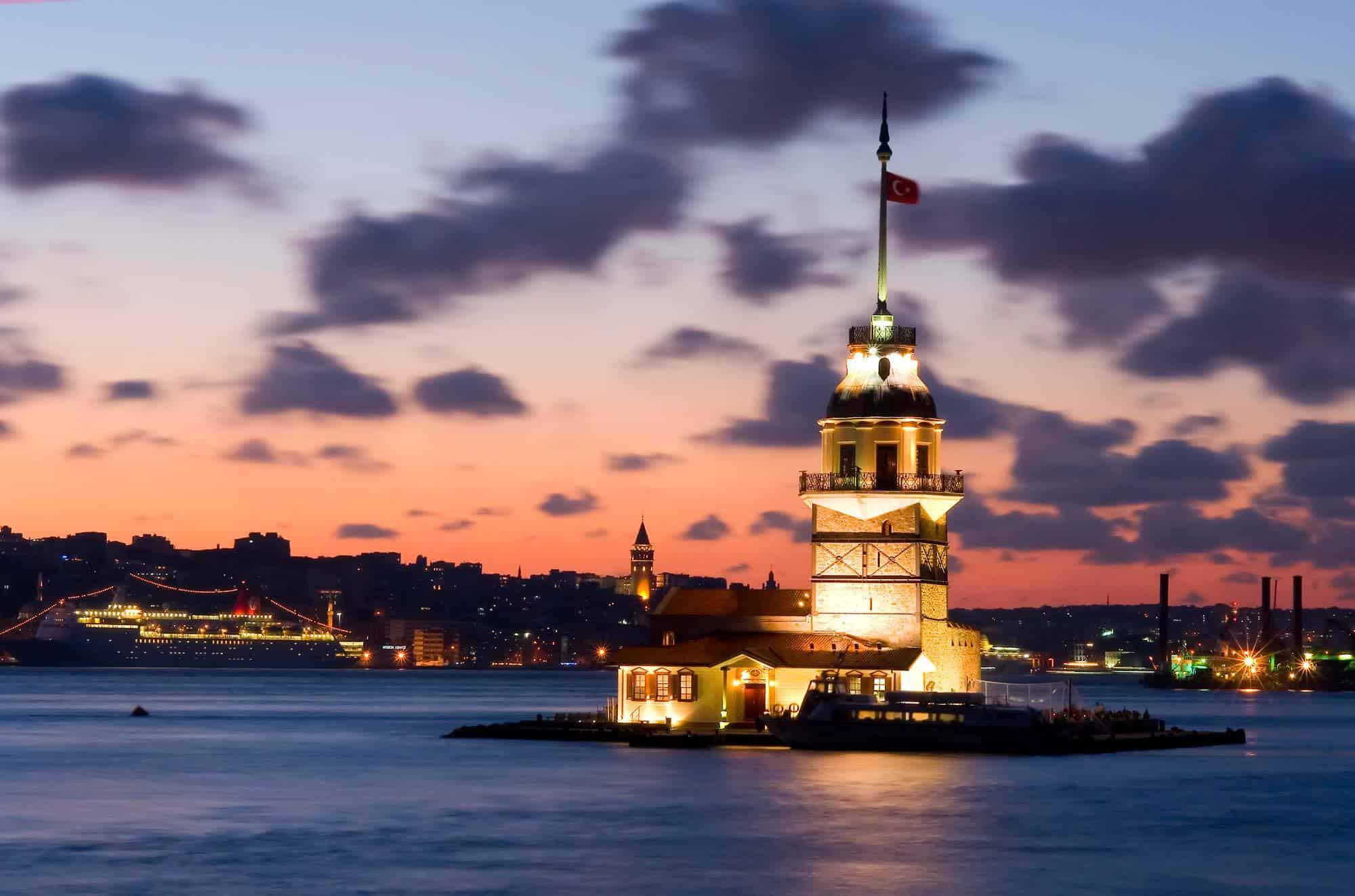أماكن سياحية في إسطنبول