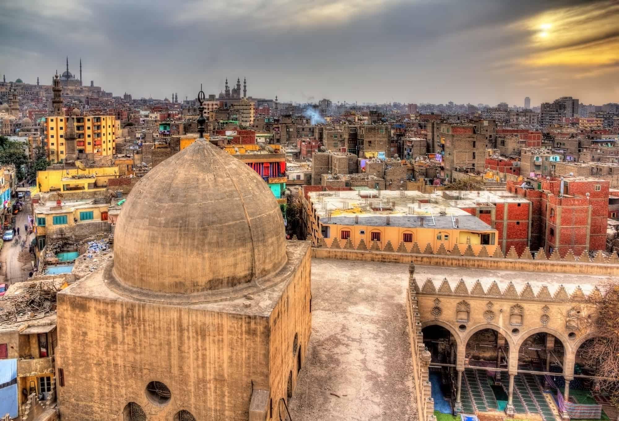 الأماكن السياحية بالقاهرة