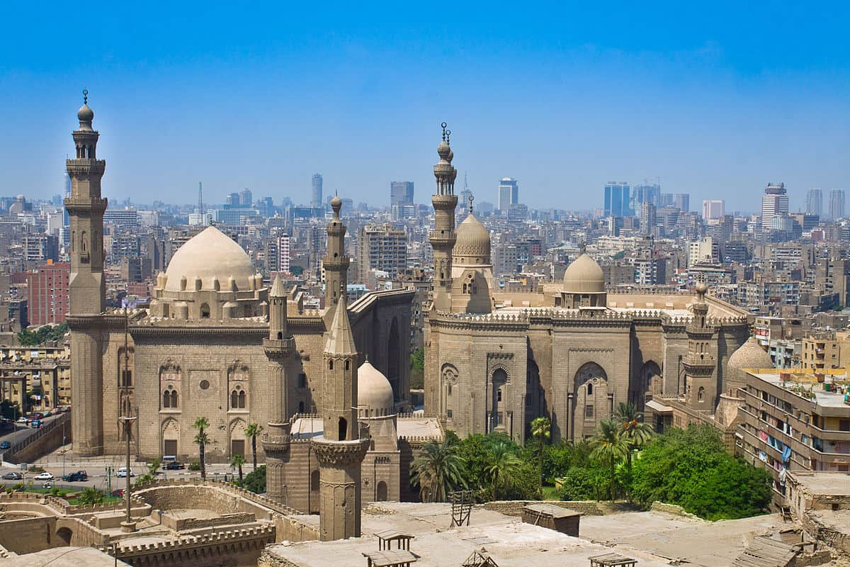 الأماكن السياحية في القاهرة