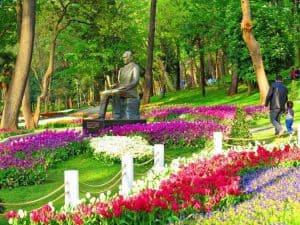 حديقة أتاتورك