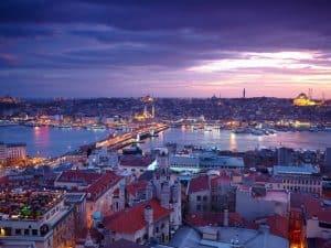 شواطئ إسطنبول