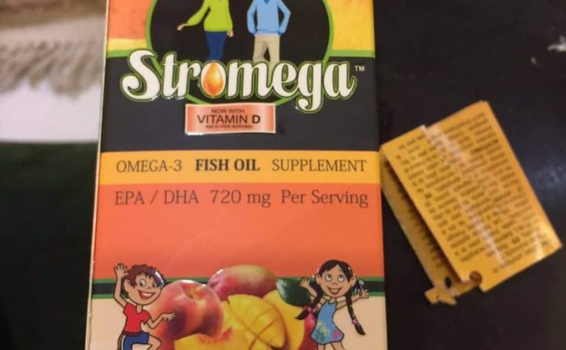 تجارب فيتامين ستروميجا للنطق السريع للأطفال موسوعة