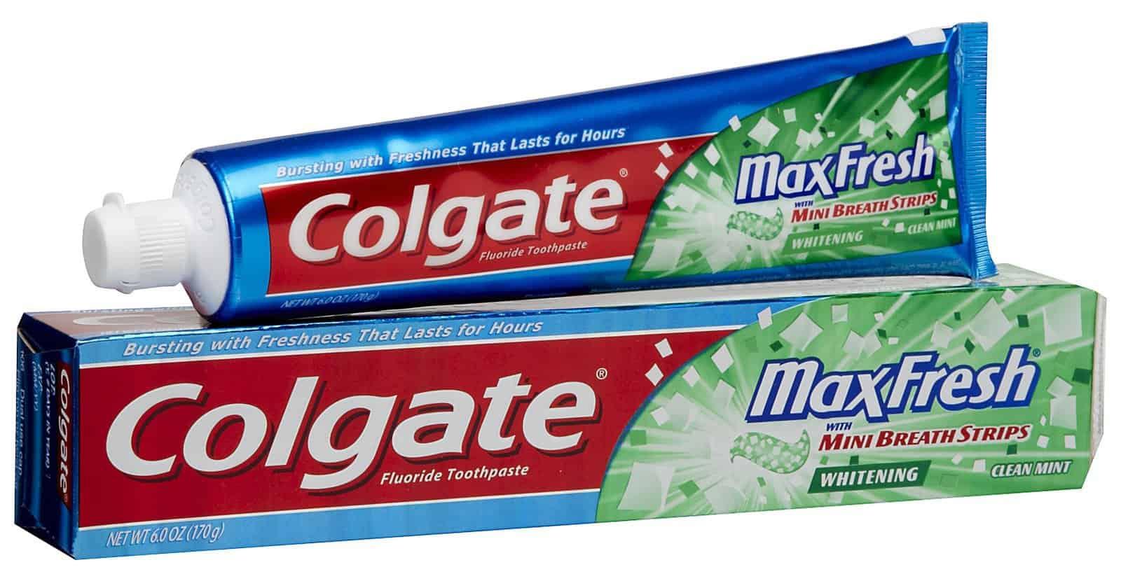 أفضل معجون أسنان للتسوس