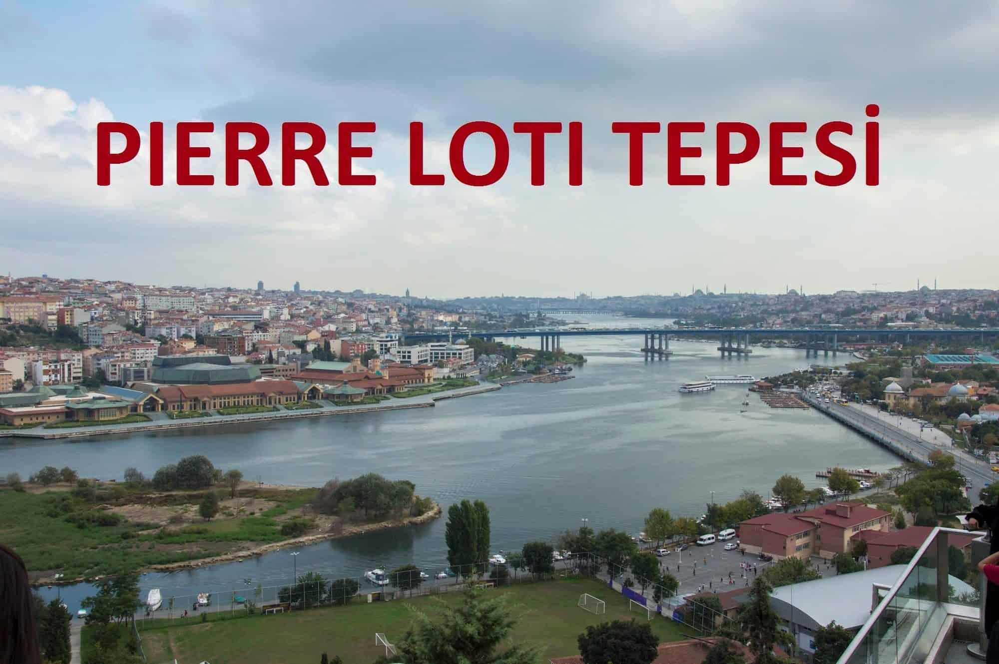 pierre loti Istanbul