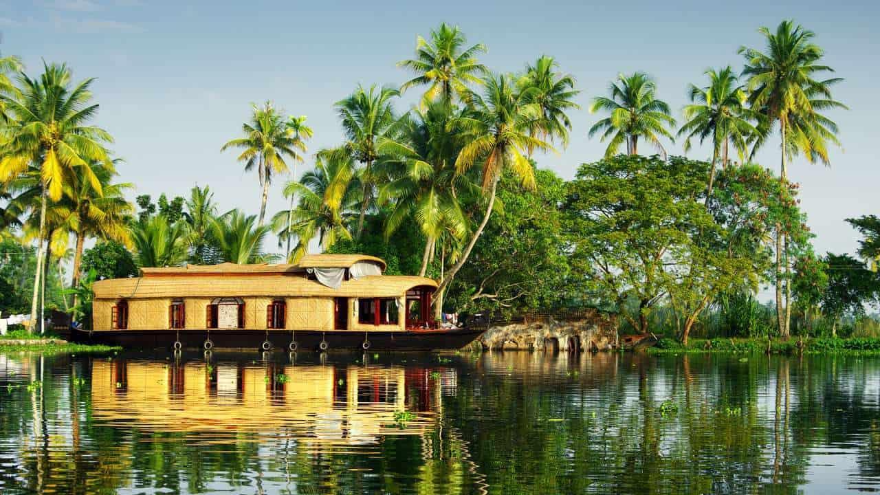 أفضل أماكن سياحية في كيرلا
