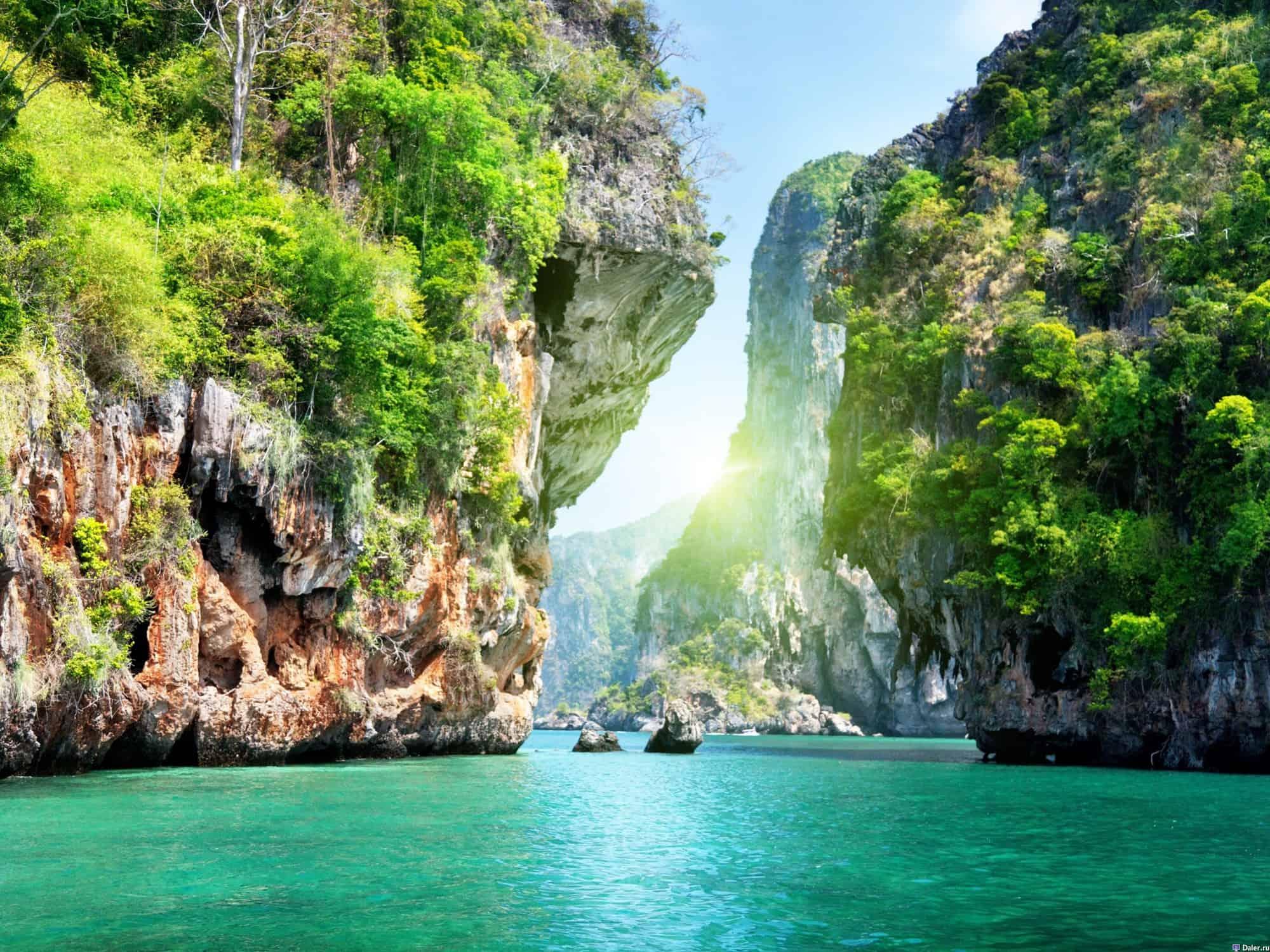 أفضل المناطق بتايلند