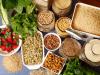 ما الاطعمه التى تحتوي على ألياف غذائية ؟