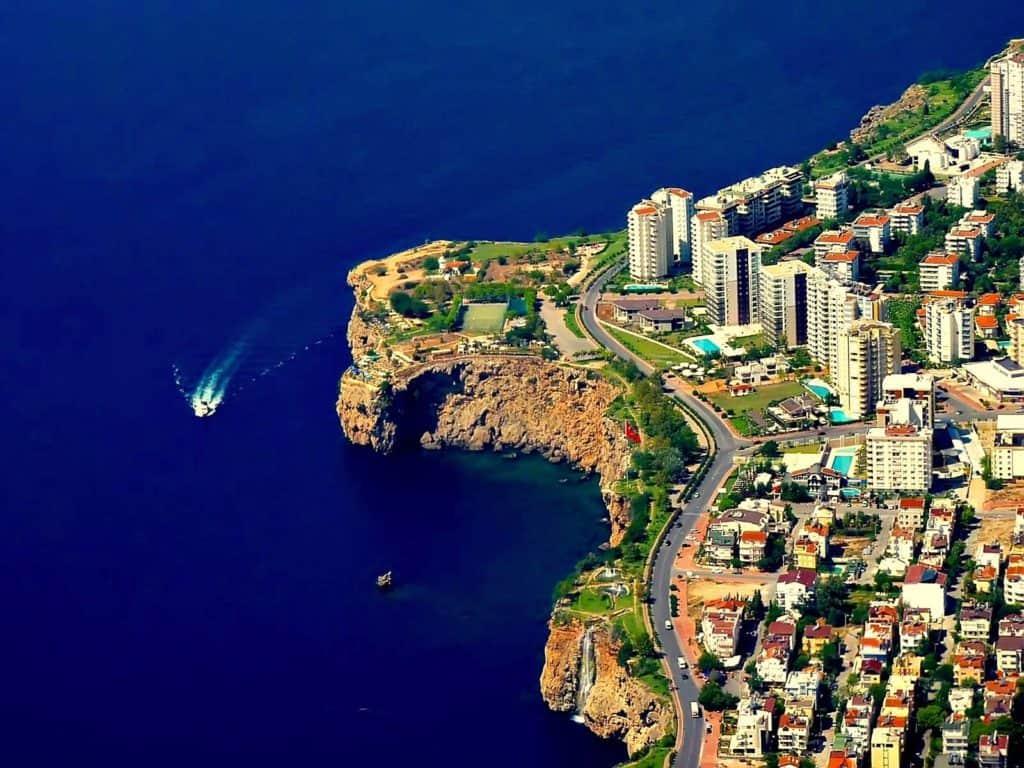 أماكن السياحة في أنطاليا
