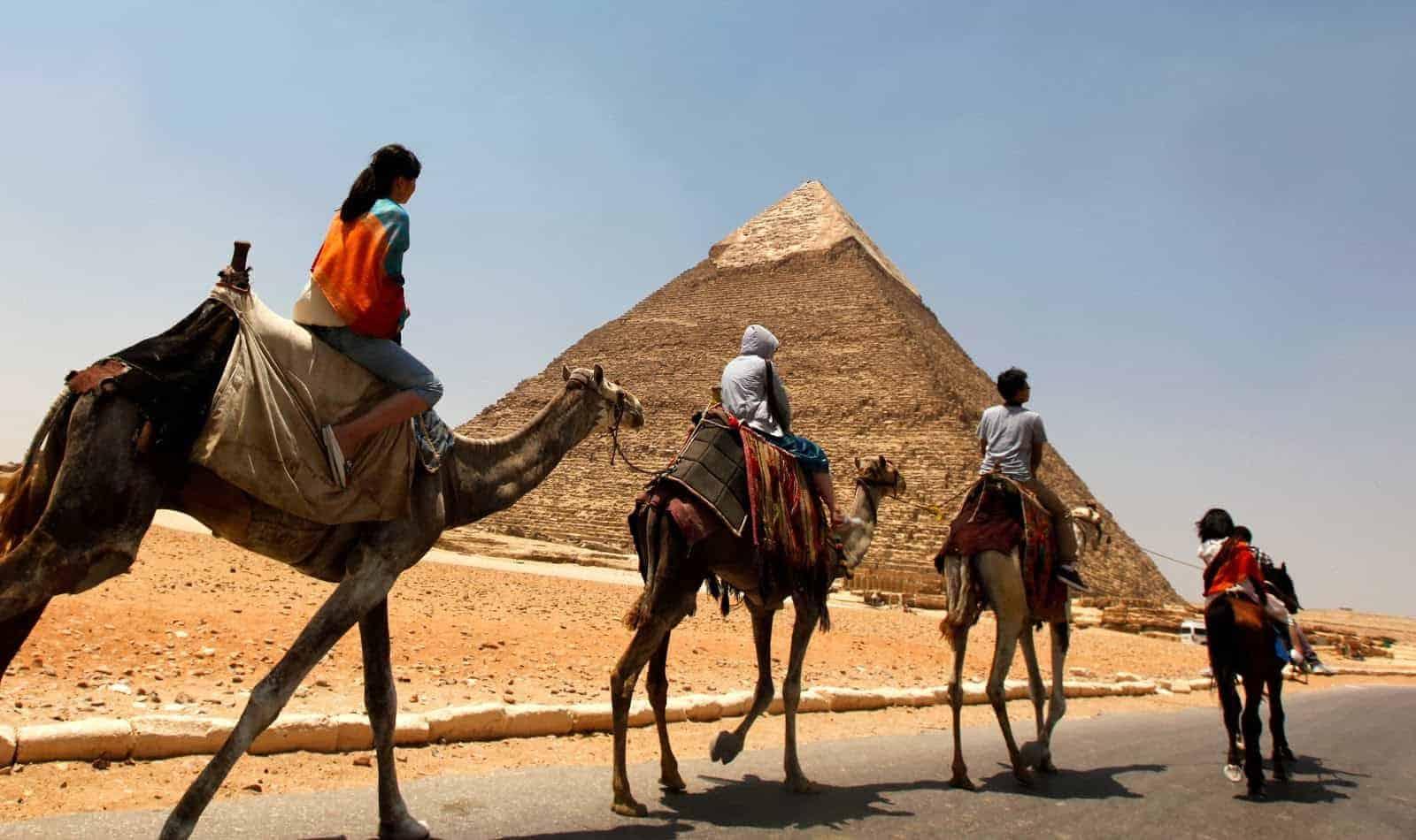 أماكن السياحة في مصر