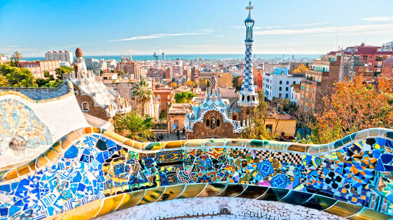 أهم الأماكن في برشلونة