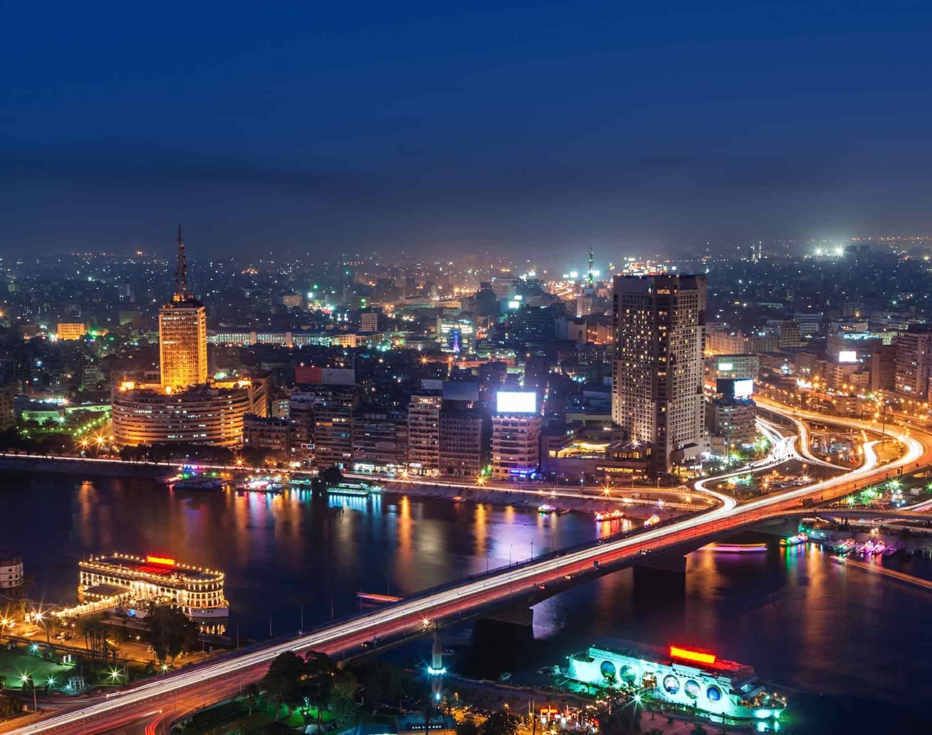 أهم معالم القاهرة