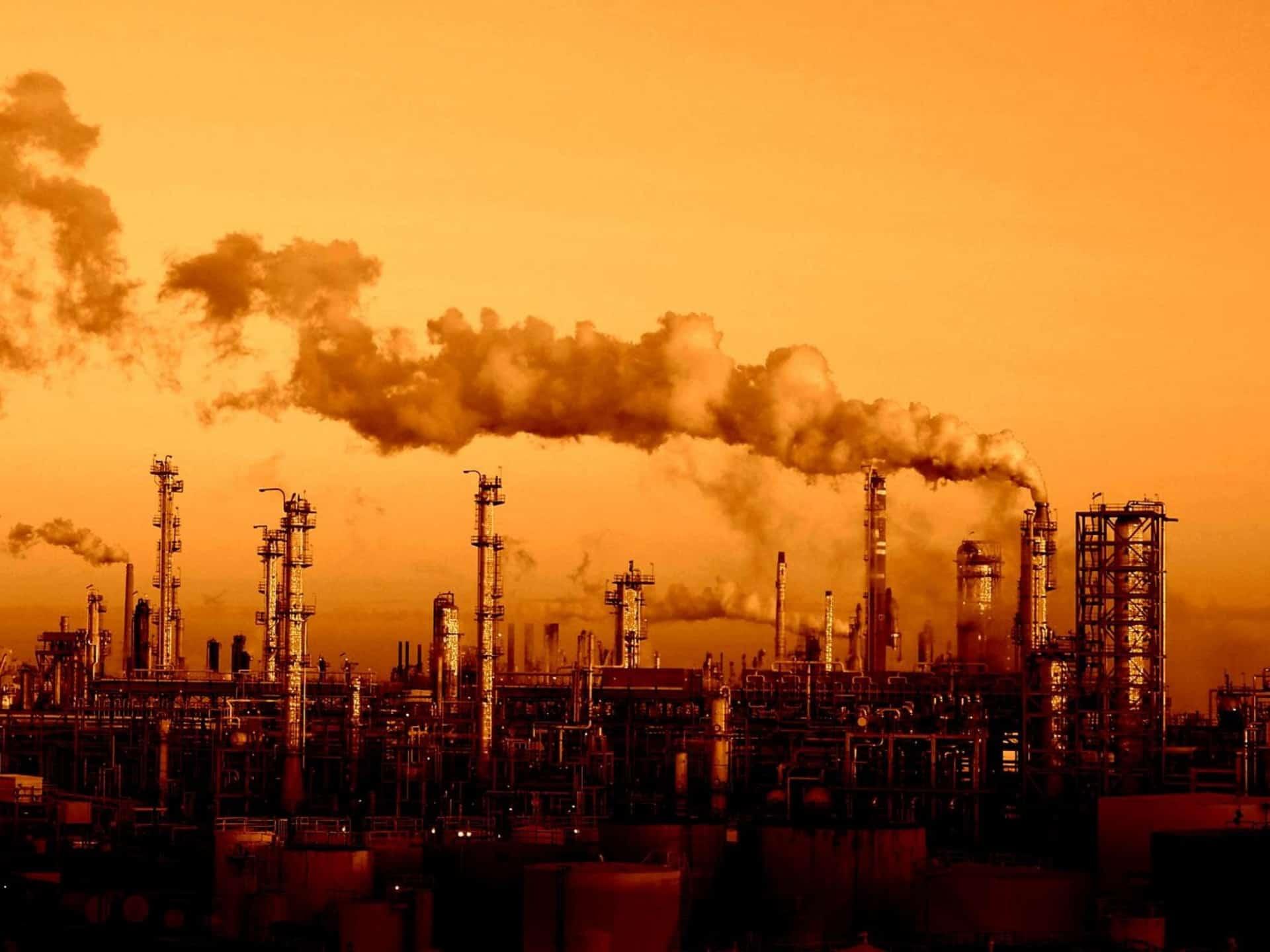 التلوث البيئي الأسباب والحلول