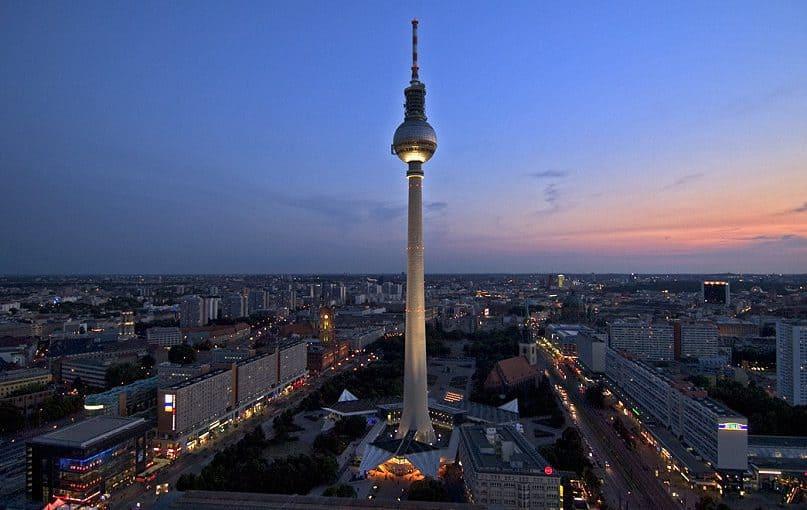 أفضل الأماكن السياحية في مدينة برلين