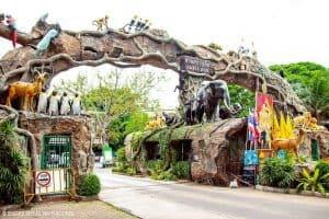 حديقة دوسيت للحيوانات