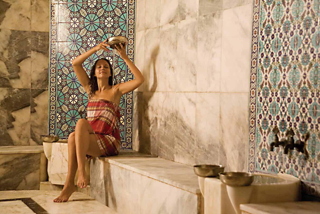 حمامات تركيا