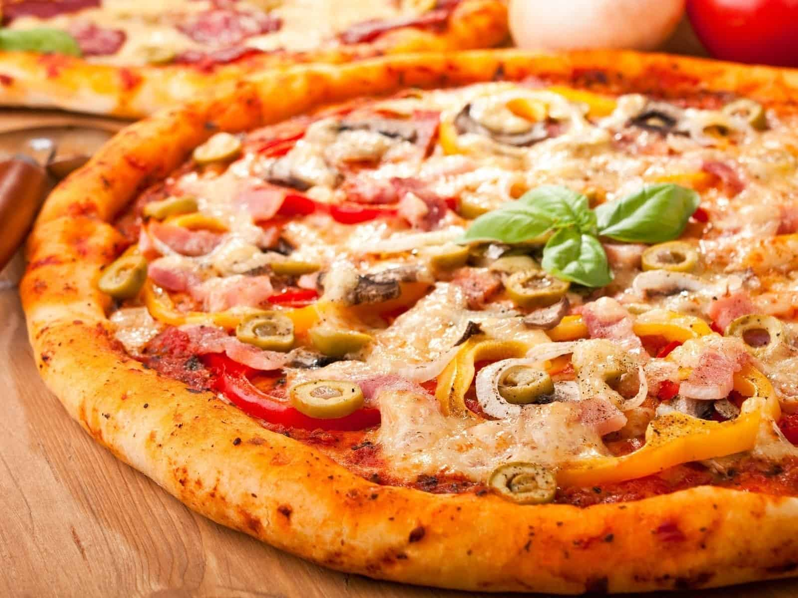 صلصة البيتزا