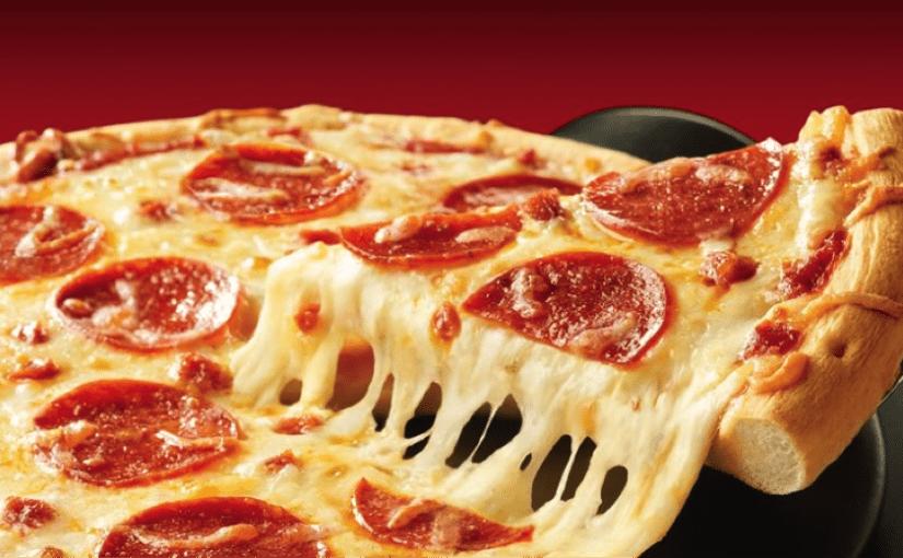 طريقة عمل البيتزا السريعه