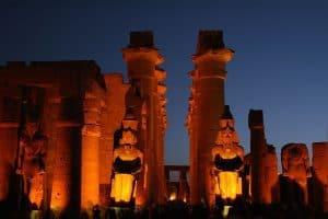معبد الكرنك ووادي الملوك