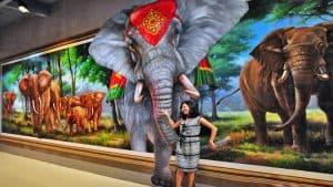 معرض جنة الفن