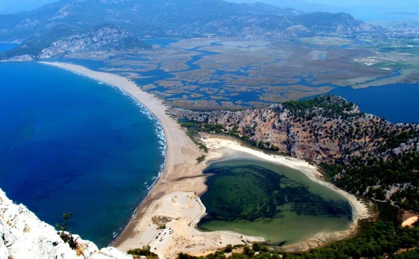 مناطق سياحية في أنطاليا