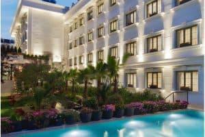 موقع فندق سورا آيا صوفيا