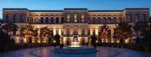موقع فندق سيزونز إسطنبول