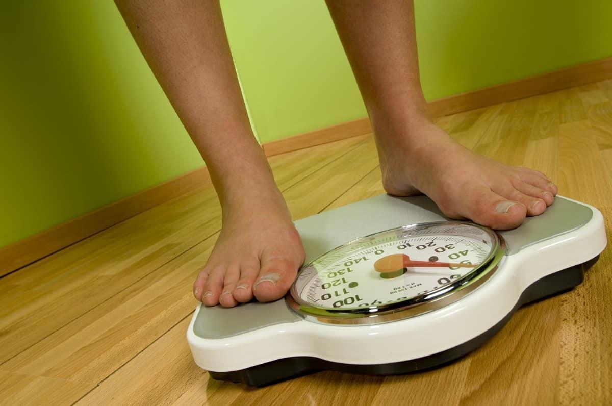 نظام لتثبيت الوزن بعد الرجيم