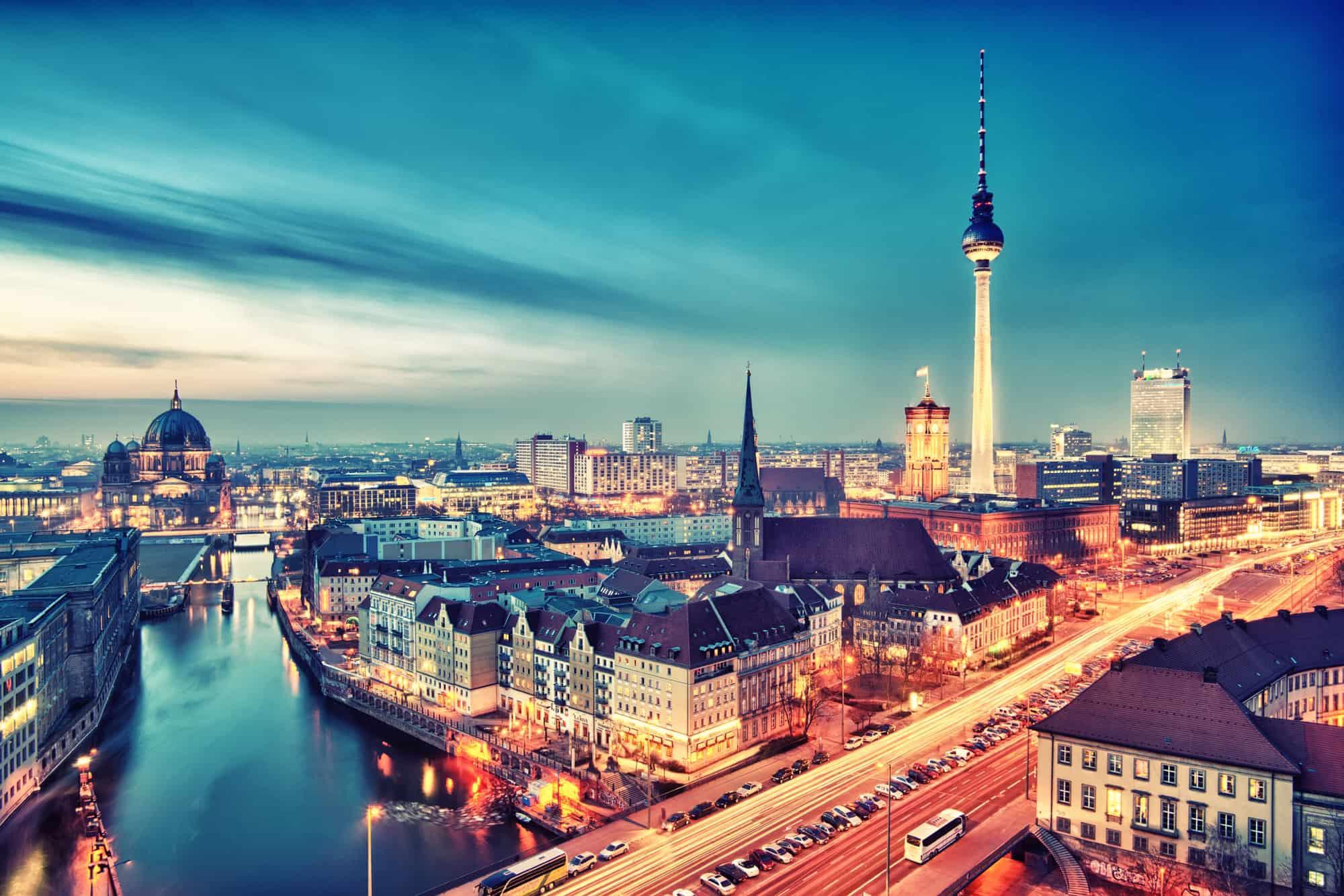 sehenswürdigkeiten in berlin mitte