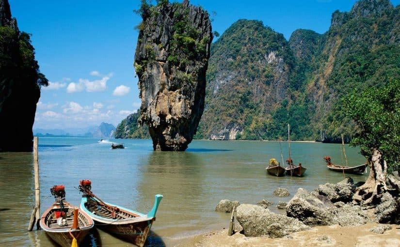 أجمل مدينة في تايلاند