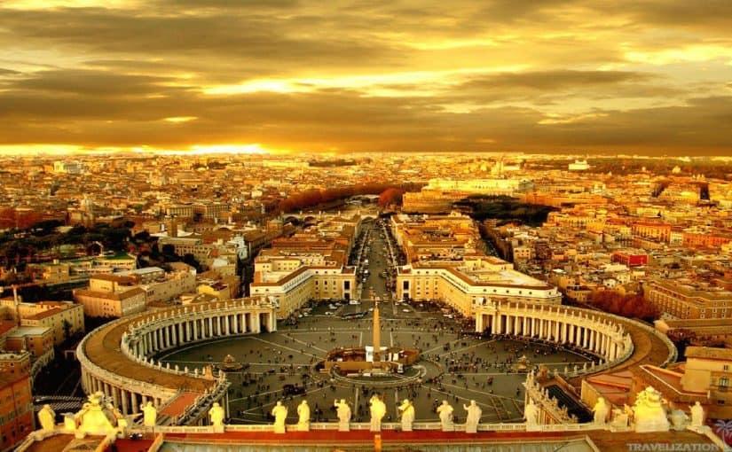 أجمل معالم روما