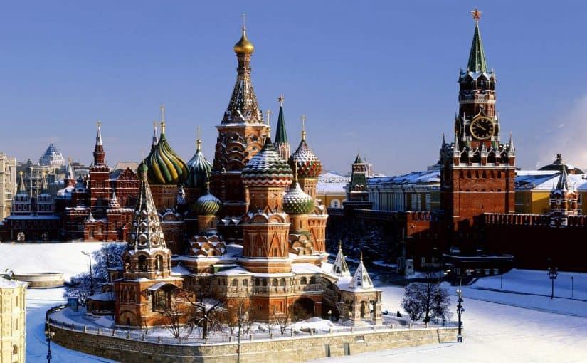 أحسن أماكن في روسيا
