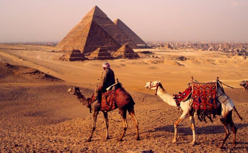 أشهر الأماكن السياحية فى مصر
