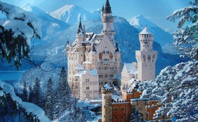 أشهر الأماكن في ألمانيا للتمشية