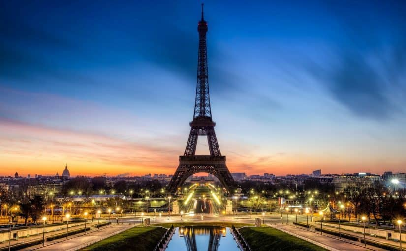أفضل الأماكن السياحية الموجودة فى فرنسا
